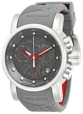 Invicta 28190 S1 Rally Men's 48mm Chronograph Stainless Steel Gunmetal Dial