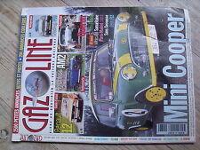 $$ Revue Gazoline N°68 Mini Cooper  Renault 12  Hotchkiss AM2  Quéron  DKW F12