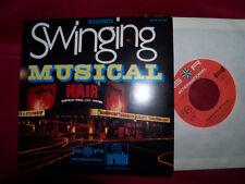 Orchester Gert Wilde - Swinging Musical     German S + R Internat. 4 Track EP 45