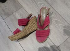 Pink Russell And Bromley Wedges 5 38