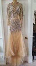 Forever Unique/Jovani/Sherrihill Dress Uk6 Rrp£1800.Evening/Prom/Wedding/Pageant