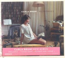 Carla BRUNI - No Promises - CD - MUS