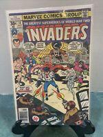 Vintage Marvel Comics INVADERS #14 March (02941) Ungraded *Estate Collector