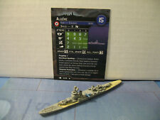Axis & Allies War at Sea Set V Algerie 3/39