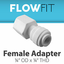 "Express Water Female Adapter 1/4"" Fitting Connection Water Filters / RO Systems"