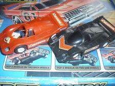 2 Carsenna Slot Cars for Parts!