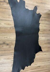 NEWPORT LEATHER SHOULDER  - BLACK 2  - 2.2mm