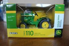 1/16 John Deere 1963 110 lawn mower, Horicon Works 50th Ann. Hard to find in box