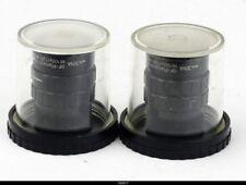 Lens Carl Zeiss Jena GF Planachromat HI 100x/1.25 Microscope