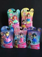 DISNEY MINI PRINCESS LITTLE KINGDOM DOLLS - 5 TO CHOOSE FROM - BOXED - BRAND NEW