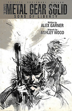 Complete Metal Gear Solid Sons of Liberty by Garner & Wood 2008, TPB IDW OOP