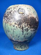 70´s design Ruscha Art pottery Keramik vase rare shape & glaze variation 815 -1