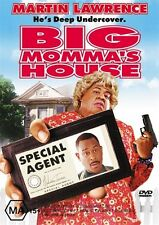 BIG MOMMA'S HOUSE DVD - NEW & SEALED - FREE DELIVERY