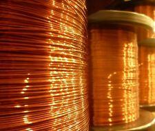 0.20mm - Cable de bobina de cobre esmaltado, Imán de Alambre, alambre de la bobina carrete - 1500g