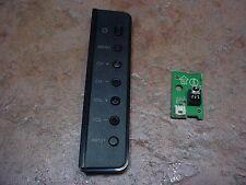 Vizio LCD TV VA370M Buttons & IR Sensor Boards