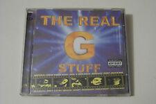 THE REAL G STUFF 2-CD 2002 Master P Snoop Dogg Xzibit Nate Noreaga Dr Dre King T