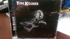 TOM KILLNER  LIVE CD Blues Rock Foxey Lady Higher Ground Whipping Post King Bee
