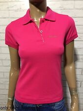 POLO T-SHIRT PAUL SMITH DONNA PARI AL NUOVO TAGLIA M 100% ORIGINALE ! 9894