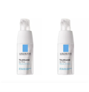 2 Pack La Roche Toleriane Ultra Eyes Soothing Repair Moisturizer 0.67 oz Each
