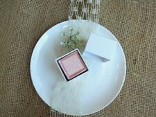 Heirloom Collection Velvet Ring Box - Pearly Pastel Edition - Blush