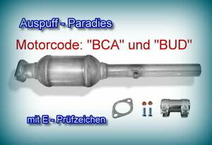 Katalysator für VW Golf V 1.4 16V Typ 1K1 /1K5 Motorcode:BCA BUD 75 & 80PS + Kit