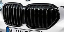 Original BMW Frontziergitter SHADOWLINE X1 F48 LCI 51138080619