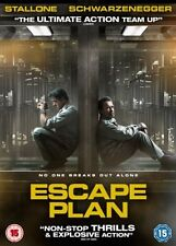 Escape Plan DVD New/Sealed