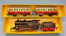 More details for rare fleishmann 'made in us zone germany' ho train set tinplate made gc1-5
