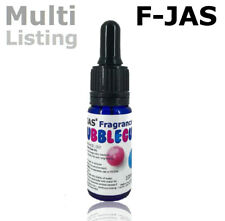F-JAS Fragrance Oil for Scented Candles & Wax Melts 10ml Premium Dropper IFRA