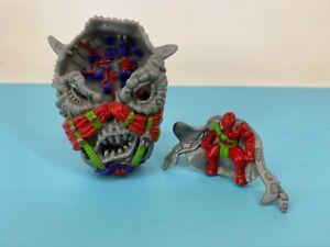 Vintage - Mighty Max - 1990s - Monster Heads - Phantasm & Dr Destiny - No Max