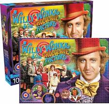 Aquarius Willy Wonka and the Chocolate Factory Group 1,000-Piece Puzzle