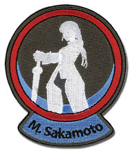 Strike Witches Mio Military Patch iron on new sealed authentic licensed product
