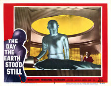 """The Day The Earth Stood Still  Movie Poster Replica 14 x 11"""" Photo Print"""