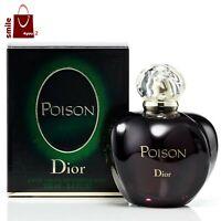 Christian Dior Poison Perfume Women Fragrance Eau De Toilette Spray 1 3.4 oz EDT