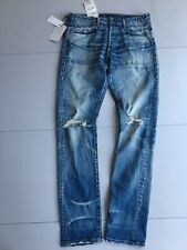 Levi's made and crafted Studio TaperW33L34 Made In Japan Selvedge Distress