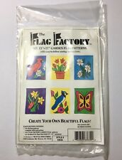 All Flag Factory Garden Flag Patterns by Mutual Industries