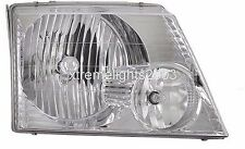 COUNTRY COACH INSPIRE 2004 2005 2006 FRONT LAMP HEAD LIGHT RIGHT RV MOTORHOME