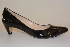 högl Schuhe Damen Pumps Lackleder Leder kleiner Absatz Echtleder elegant Gr. 6,5