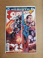 Superwoman #1 VF 2016 DC Comic DC Universe Rebirth