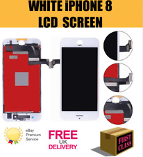 For iPhone 8 LCD Digitizer Screen Replacement Genuine OEM Quality Assembly WHITE