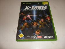 XBOX X-MEN NEXT DIMENSION