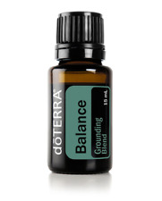 doTERRA Balance 15ml Certified Therapeutic Essential Oil Cleanse Aromatherapy