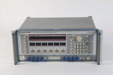 Rohde Amp Schwarz 1012400202 Dual Arbitrary Waveform Generator Ads