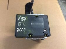2002 FORD FOCUS 2.0 ST170 COMPLETE ATE ABS PUMP & CONTROLLER