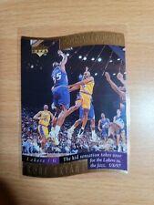 1997 Upper Deck Memorable Moments - Kobe Bryant - Los Angeles Lakers