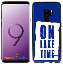 On Lake Time For Samsung Galaxy S9 2018 Case Cover