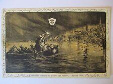 Belgien, Rote Kreuz Sonderkarte mit 3 Orval Marken 1928 (3687)
