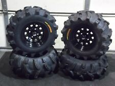 "HONDA BIG RED MUV 26"" EXECUTIONER ATV TIRE- ITP BLACK ATV WHEEL KIT IRS L5"