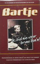 BARTJE - IK BID NIE VEUR BRUNE NON'N!  - 4 X VHS - BOXSET