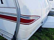 Lunar lexon - style 1 - classic caravan autocollants decals graphic-paire a